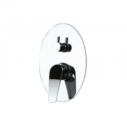CONCEALED SHOWER MIXER WITH DIVERTER-Adige Series