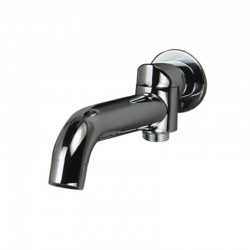DELIVERY SPOUT WITH VALVE-Adige Series