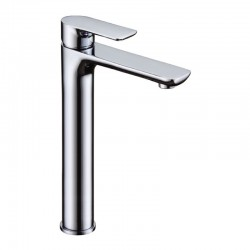 SINGLE LEVER TOWER BASIN MIXER-Messina Series