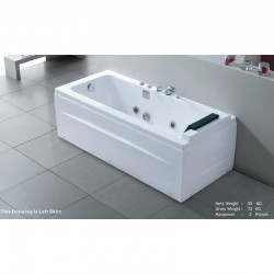 Individual Massage Bathtub