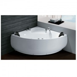 Corner Massage Bathtub