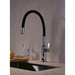 ERN 2333 PS FLEXI PILLAR SINK TAP - BLACK